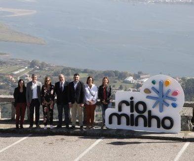 Presentación do Encontro de ecoturismo e gastronomía do Rio Miño na Guarda