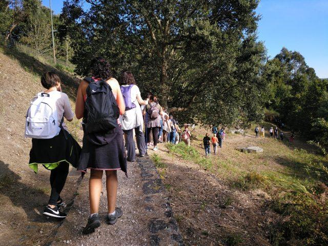 Éxito de participación nas actividades ecoturísticas do programa Vive o Minho